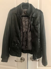 Danier Leather Jacket with Removable Lining  Vaughan