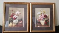 BEAUTIFUL SET OF LARGE FRAMED PICTURES Whitby, L1P 1R8