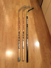 Two Titan and one Bauer Hockey Stick Markham, L3T 3L4