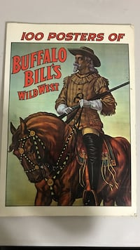 100 Posters of Buffalo Bill's Wild West book