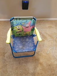 Child's beach chair