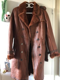 Wool and leather jacket Markham, L3T 1J6