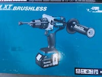 Makita  18-Volt LXT Brushless Lithium-Ion 1/2 in. Placentia, 92870