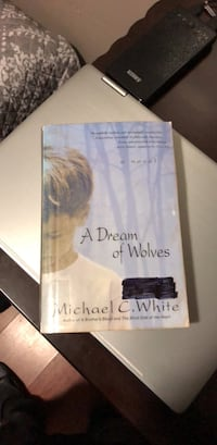 a dream of wolves  by michael c. white Chicago, 60647
