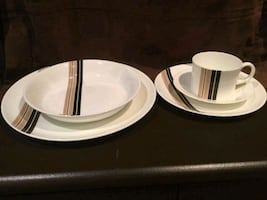 Wedgwood 5 Piece Set of Dishes