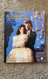 Labyrinth poster collection Newport News, 23604