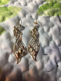 Black hills gold earrings  Staples, 56479