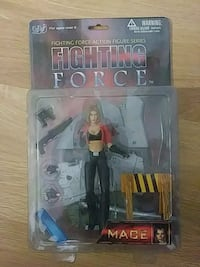 Fighting Force Action Figure Series Jackson, 08527