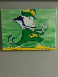 notre dame paintings Indianapolis, 46217