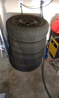 "16"" GoodYear Nordic Winter Tires Brampton, L6Y 6B7"