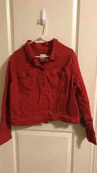 Red jacket Old Navy XXL Lubbock