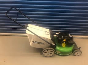 "Lawn-boy lawnmower 21"" 6.5 ft-lbs Kohler tru-start 149cc & bag new"