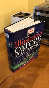 Illustrated Oxford Dictionary. Dartmouth, B2X 1H7