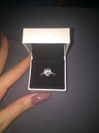 Ring size 7 paid 200 selling for 150 price can be negotiable or best offer Buffalo, 14206