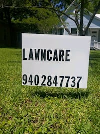 Lawn mowing Gainesville