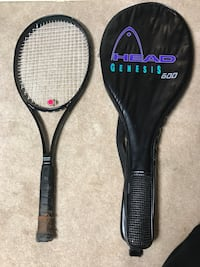 Vintage Tennis Raquet -Head Genesis 600 Rockville, 20852