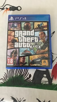 Grand Theft Auto Five PS4 spill tilfelle Oslo, 1286