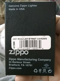 New zippo lighter never used  Rock Hill, 29730