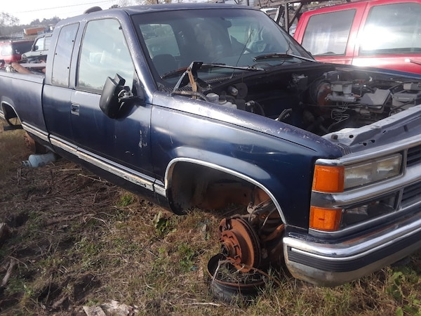 1998 Chevy Pick Up 2500
