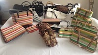 Purses! $30 each, or 4 for 25 each, or all for 200 Meridian, 48864
