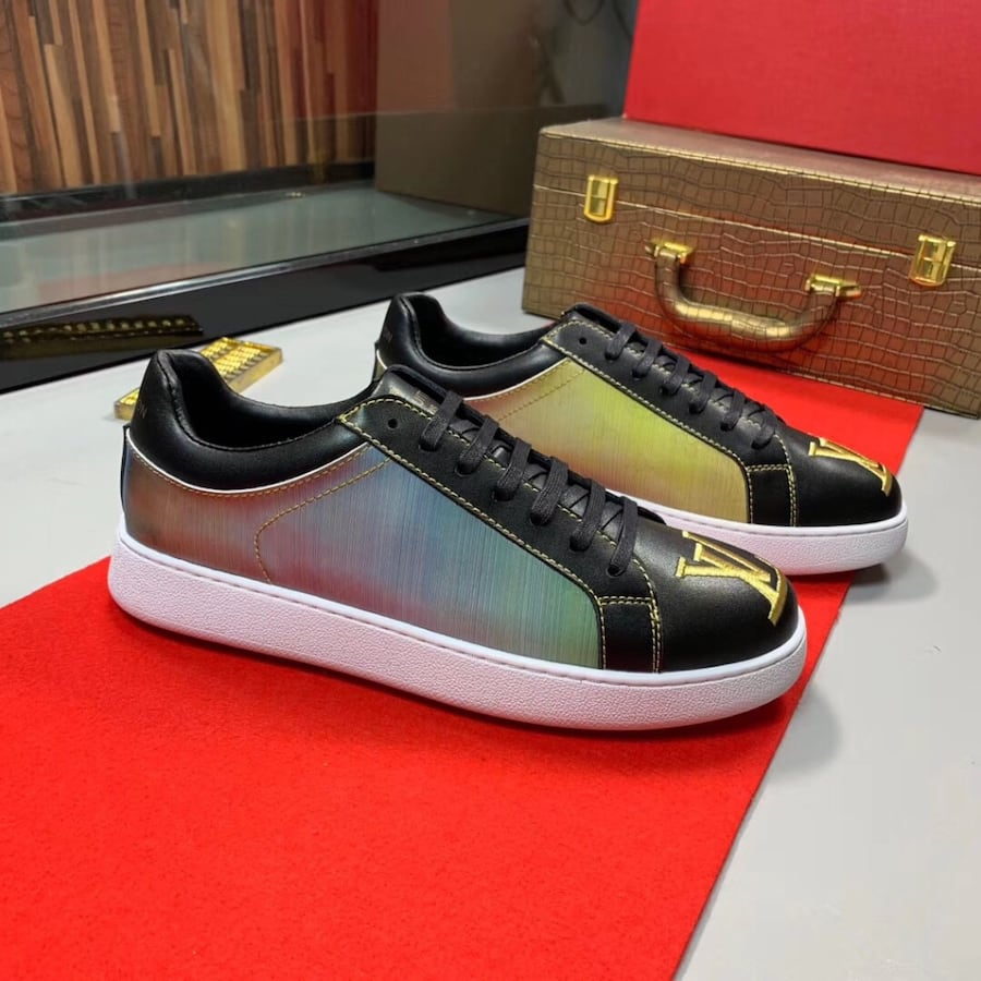 BY ORDER ONLY: Preowned Louis Vuitton Sneakers size 6-46 656f03cd-cbb0-4360-82e2-f8830dc03caa