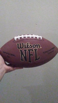 NFL Football Signed By Chris Cooley from Redskins Ashburn, 20147