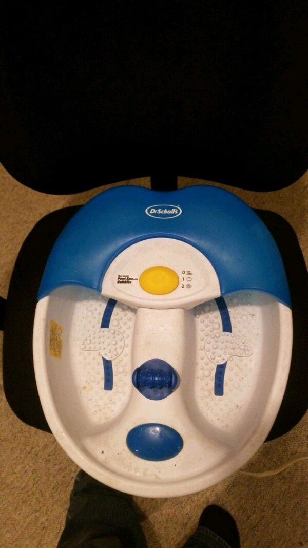 foot spa - never used.... 2b79d4e9-c9b9-44bf-8635-3193f66cded1