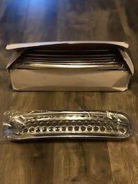 Chrome Jeep grill  Langley, V3A 8S1