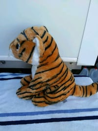 Large plush Tiger, gently loved North Fort Myers, 33917