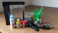 Complete Beta Fish Tank with accessories Bethlehem, 18018