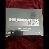 Hummer Black Perfume Spray for Men