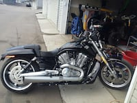 black cruiser motorcycle Edmonton, T6K 3L4