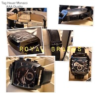 BRAND NEW WATCH FOR MEN *TAG HEUER MONACO* NO LOW OFFERS  Mississauga, L5M 7A7