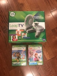 LeapTV by Leap Frog. Educational Active Video Gaming Omaha, 68144