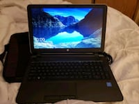 Hp laptop and case  Vancouver, 98662