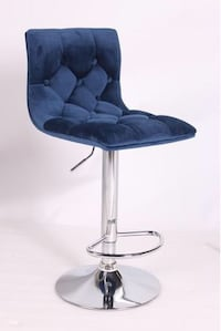 BRAND NEW--Plata Imports Alan Adjustable Stool in Blue--NOT USED Whitchurch-Stouffville