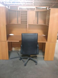 Deluxe office desk with chair Wilmington