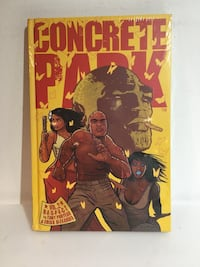 Concrete Park Graphic novel