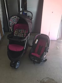 New Baby Trend EZ ride 35 Travel System Rancho Cucamonga, 91701