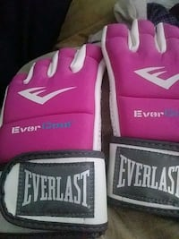 Everlast ever cool boxing gloves