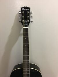 black and brown acoustic guitar Tinley Park, 60477