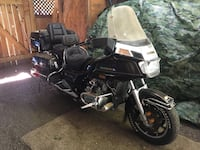 black and gray touring motorcycle Olympia, 98513