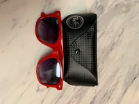 Small Red Raybans