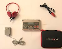 NES Edition 3DS XL with Games   Accessories Clarksburg