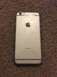 silver iPhone 6 with black case 629 mi