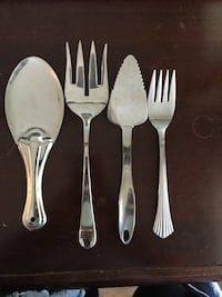Various silverware (message for prices) (*final week of moving sale*) Dunwoody, 30346