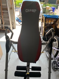 Body Champ Inversion Table Norfolk