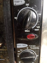 Black & Decker Toaster Oven London, N6E 2C9