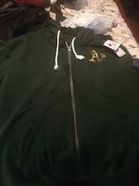 Zip up hoodies 30 a piece BRAND NEW!! ... tags still on them