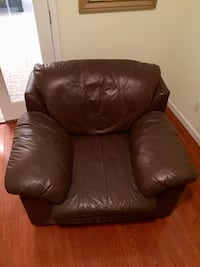 Genuine Leather Chair Damascus, 20872